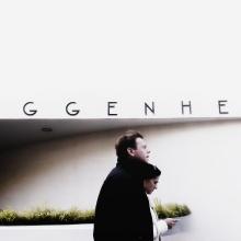 NEW YORK - The Guggenheim Museum