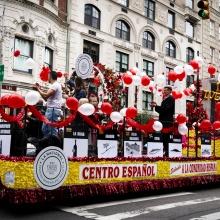 NEW YORK - Parata degli oriundi dei Pasi latino-americani