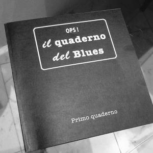 il quaderno del Blues