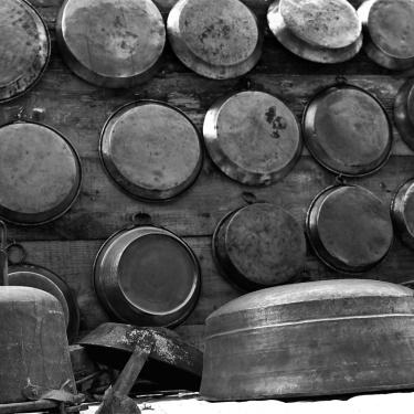Testimonianze della cultura contadina i mestieri e le arti di un tempo.