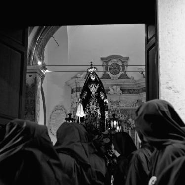 Processione venerdì Santo di San Severo Fg