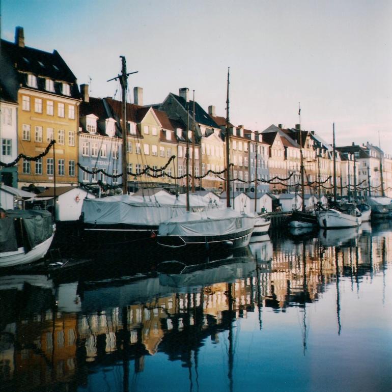 En dag i København