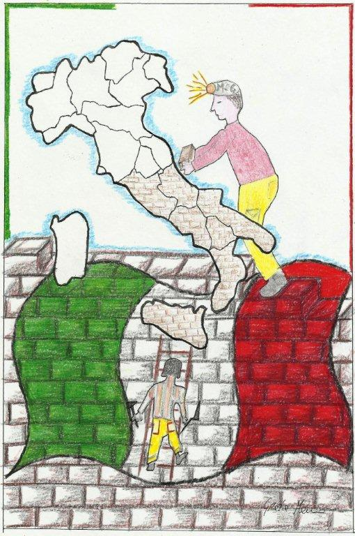 Art. 1 -  L'Italia è una Repubblica democratica, fondata sul lavoro. La sovranità appartiene al popolo, che la esercita nelle forme e nei limiti della Costituzione.