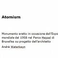 Il Disegno come Linguaggio/ Atomium